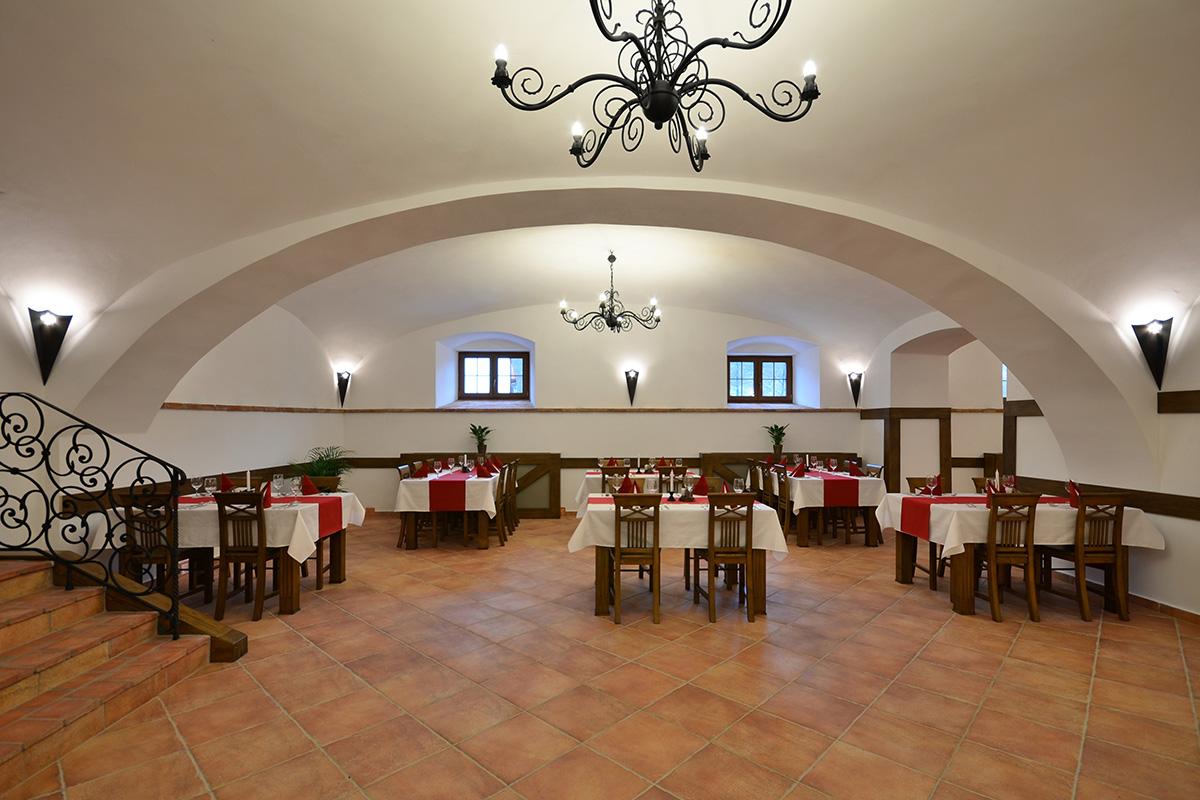 Restaurace Malý Pivovar